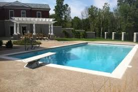 Average Cost Of Landscaping A Backyard 2017 Average Inground Pool Cost Prices U0026 Considerations