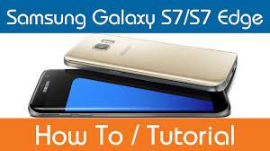Selve Edge - how to set a timer in the camera app samsung galaxy s7 youtube