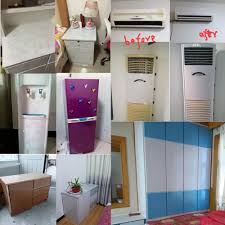 Kitchen Cabinet Contact Paper Online Shop Yazi Gloss Red Self Adhesive Wallpaper Pvc Sticker