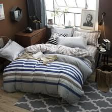 online get cheap blue brown bedding aliexpress com alibaba group