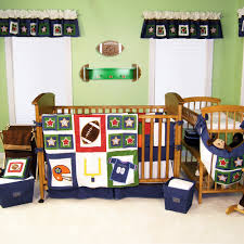 Sports Theme Crib Bedding Sports Themed Baby Bedding Color Vine Dine King Bed Sports