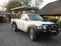nissan safari pick up ganda lodge zimbabwe safari holiday lodge accommodation