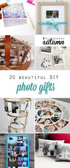 20 fantastic ideas for diy 20 fantastic diy photo gifts for s day or