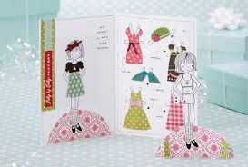 kirsty neale u0027s paper doll templates papercraft inspirations