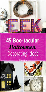 45 boo tacular halloween decorating ideas tip junkie