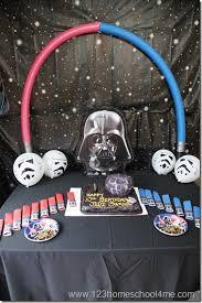 Star Wars Birthday Decorations Star Wars Birthday Party