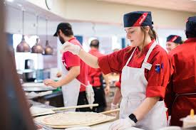 sodexo cuisine sodexo teams with area high technical center for culinary