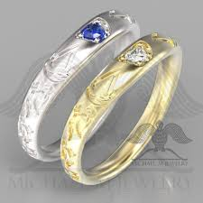 wedding ring order assassin s creed wedding band custommade handmade made