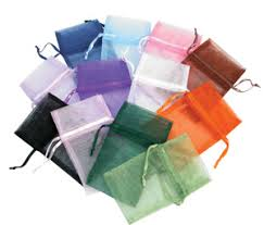 organza drawstring bags jewelry supplies organza drawstring bags