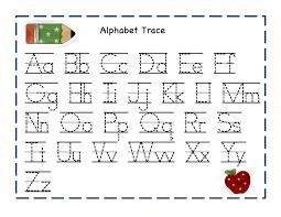 alphabet worksheets preschoolers bloomersplantnursery com