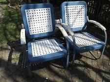 vintage metal lawn chairs mid century vintage metal lawn chairs