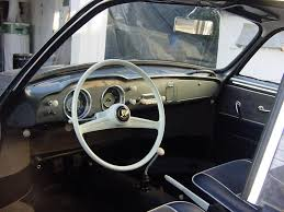 Karmann Ghia Interior Volkswagen Karmann Ghia 1 2 1956 Auto Images And Specification