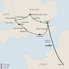 Southern France Map France Tours Globus Western Europe Tours