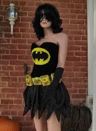 bat woman halloween dress lustyfashion