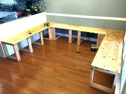build a bench for dining table build a kitchen table built in kitchen bench built in kitchen bench