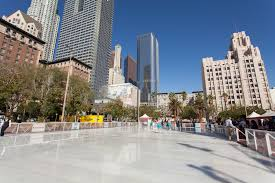 7 best places to go ice skating in los angeles