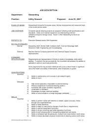 kitchen collection jobs restaurant supervisor job description resume free resume example