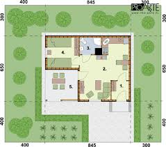 300 Square Meters Small House Plan Designed Under 49 Square Meters