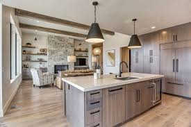 Contemporary Open Floor Plans The Mountain Contemporary E Builders U2013 Utah Home Builder