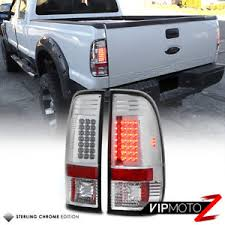 2016 f350 tail lights 2008 2016 ford f250 f350 superduty chrome led signal brake tail