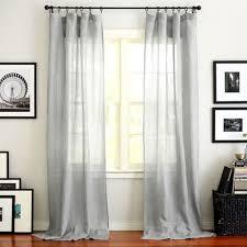 Light Linen Curtains Awesome Linen Sheer Curtains And Linen Light Grey Sheer Curtains