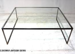 Coffee Table With Metal Base by All Glass Coffee Table All Glass Coffee Table Coffee Table