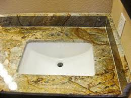 how to cut granite for sink undermount sinks in granite countertops
