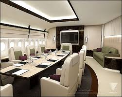 Amazing Interiors Amazing Interiors Of Boeing U0027s Business Jet Rediff Com Business