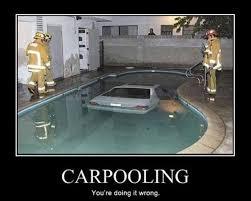 You Re Doing It Wrong Meme - carpooling you re doing it wrong meme ecards funny pinterest