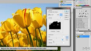 photoshop cs5 replace color tutorial youtube