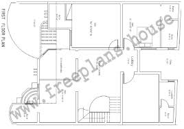 50 Square Meters To Feet 40 U0027x52 U2032 193 Square Meters House Plan