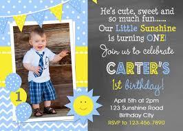 boys birthday invitation you are my