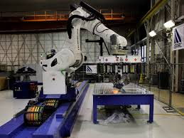 robot isaac will help nasa langley speed toward innovation nasa