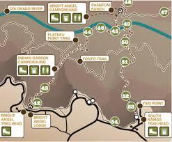grand map lodging lodging grand national park u s service fair map