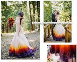 ombre wedding dress ombré wedding dress trend heritage garment preservation