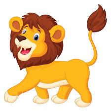 fun lion wall sticker safari animal wall decal kids bedroom