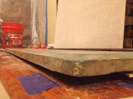 setting hearth on uneven finished floor flooring diy