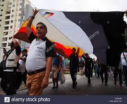 Lima Flag Lima Peru 01st July 2017 International Bear Brotherhood Flag