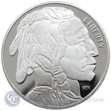 buy 1 oz silver buffalo rounds on sale now gainesville coins