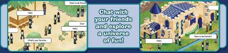 Virtual World Safe Free Kids Chat Rooms Adventure Games Online - Kid chat room
