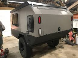 military trailer camper foxtail overland adventure trailer album on imgur