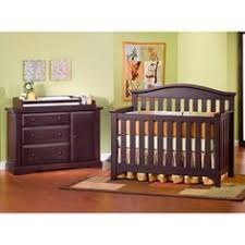 Timber Creek Convertible Crib Jcpenney Bedford Monterey Baby Furniture Collection Chocolate