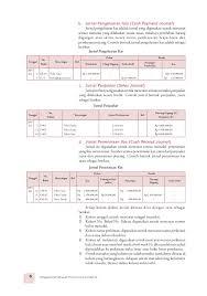 format buku jurnal penerimaan kas buku sma kelas12 ekonomi bambang w cintayasir