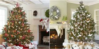 christmas tree themes 25 decorated christmas tree ideas pictures of christmas tree