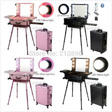 professional makeup artist lighting 11 types professional aluminum makeup with light mirror