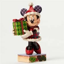 disney traditions minnie mouse mini figurine by jim