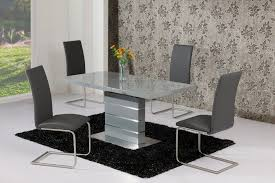 Black Gloss Dining Room Furniture Black Gloss Furniture Set Cheap Dining Table White Kitchen