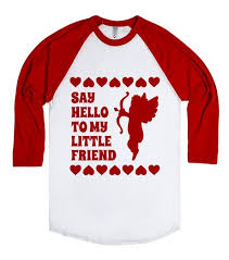 valentines day t shirts my friend cupid valentines day t shirt skreened