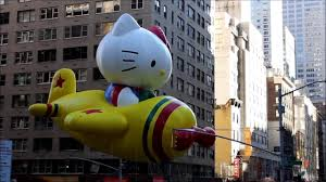 macy s thanksgiving day parade balloons 2013 nyc