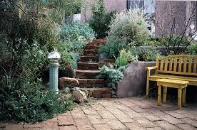 desert landscaping ideas landscape rustic with garden art garden